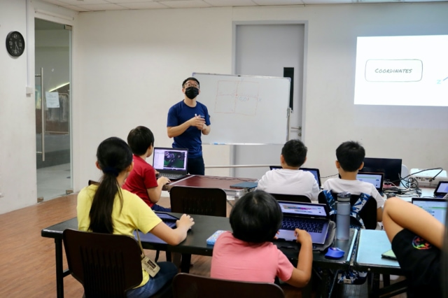 Kodecoon Academy Coding Classes for Kids in Singapore