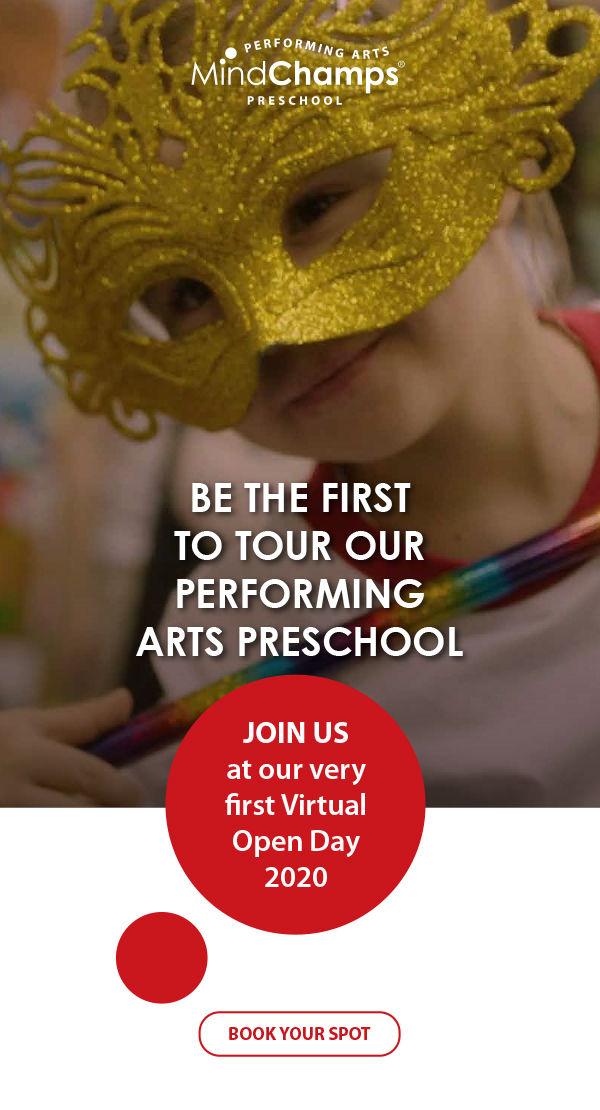 MindChamps Performing Arts Preschool Virtual Open House