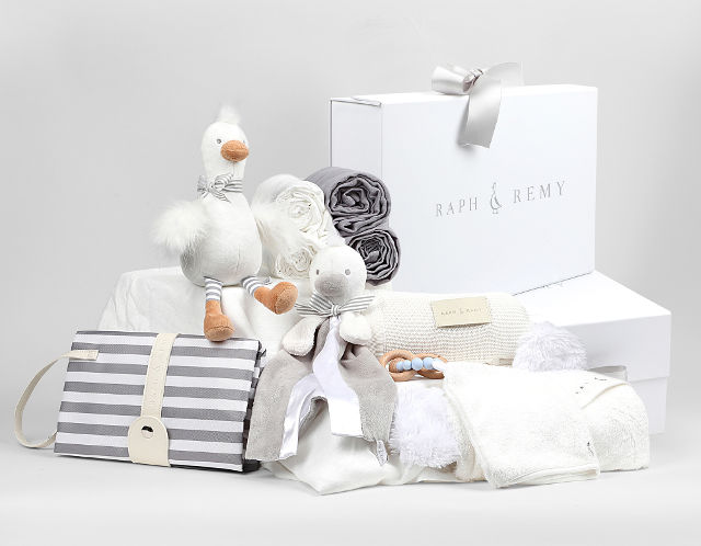 RAPH&REMY premium bamboo baby essentials gifts