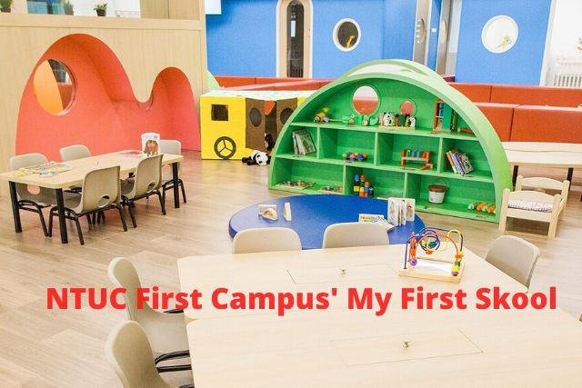 Give Your Child the 3 Greatest Power-ups They Need at NTUC First Campus' My First Skool!