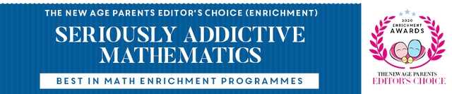 Seriously Addictive Mathematics TNAP Editor's Choice Awards