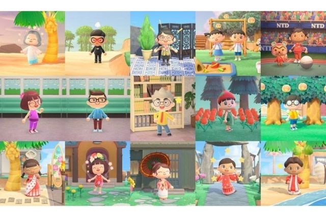 Animal Crossing Celebrations National Day Singapore