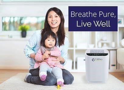 BreathePure Air Purifier