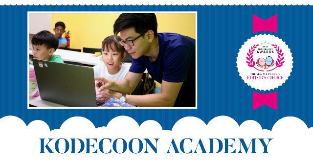 Kodecoon Academy TNAP Editors Choice