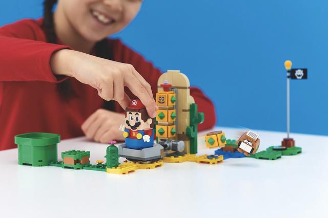 LEGO Super Mario full collection Singapore