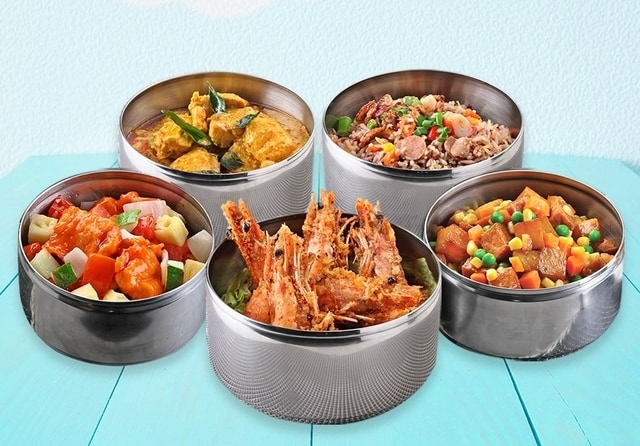 Select Catering Tingkat Delivery Service Singapore