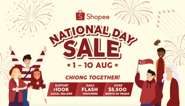 Shopee National Day Sale
