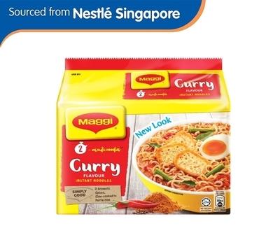 Shopee Nestle Maggi Curry