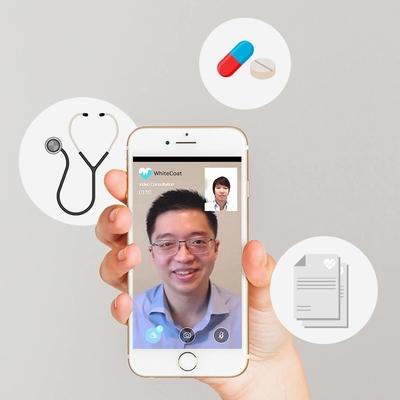 Telemedicine Singapore WhiteCoat
