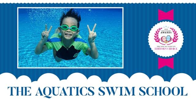 The Aquatics Swim School TNAP Editors Choice