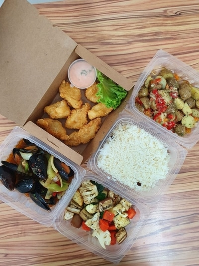 The Catering Concerto by TCC Tingkat Delivery Service Singapore