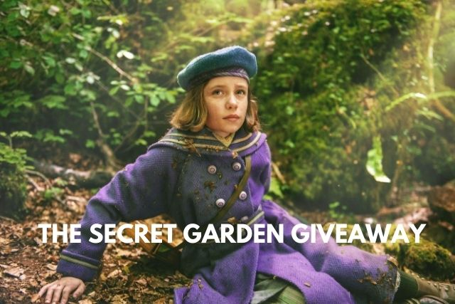 The Secret Garden Complimentary Passes Giveaway