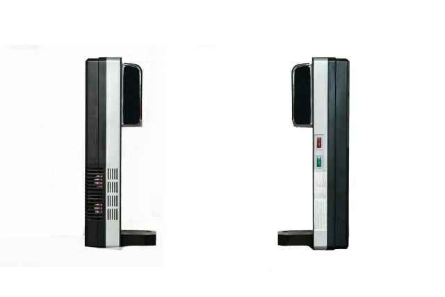 Tomal FreshDew Bullet Filtration Dispenser Set sideview