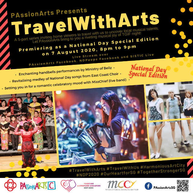 Travel with Arts Passionarts National Day