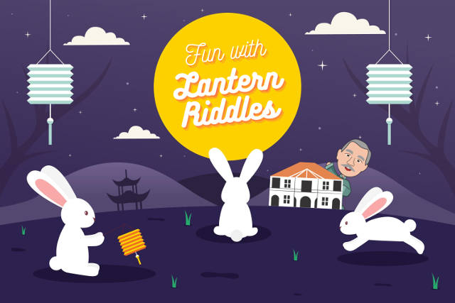 Wan Qing Mid Autumn Festival Fun with Lantern Riddles