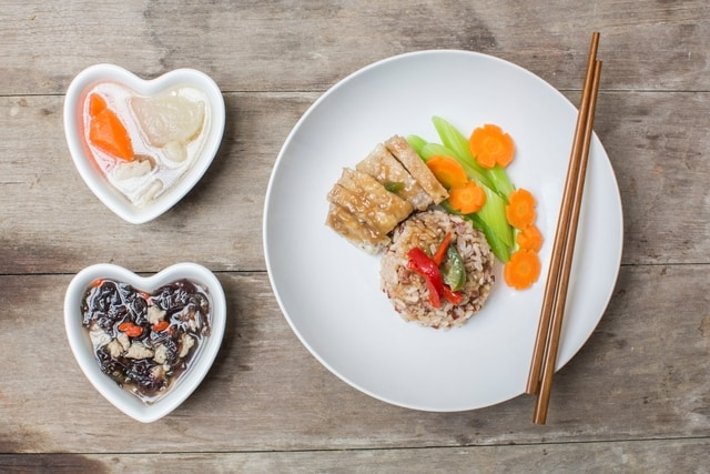 YeYeah Delights Tingkat Delivery Service Singapore