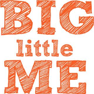 big little me logo