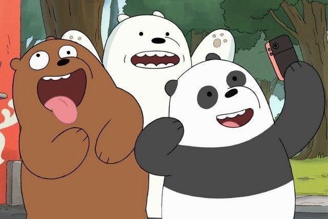 cartoon network we bare bears the movie