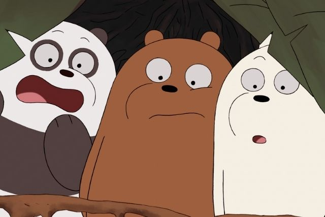 we bare bears the movie cartoon network