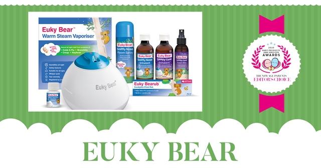 Euky Bear TNAP Editors Choice