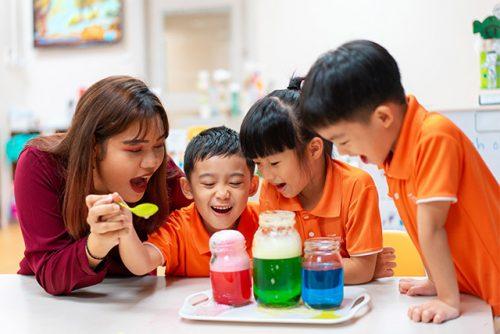 NTUC First Campus My FIRST Skool Singapore Preschool Holistic Curriculum
