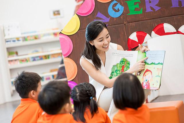 NTUC First Campus My FIRST Skool preschool Singapore
