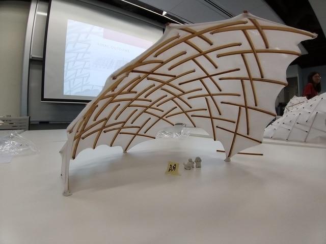 Singapore Archifest 2020 ArchiCraft DIY Tensegrity Structures