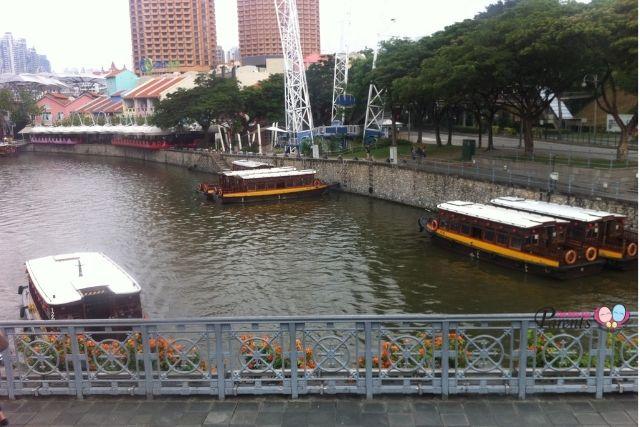 Singapore River Cruise Clarke Quay