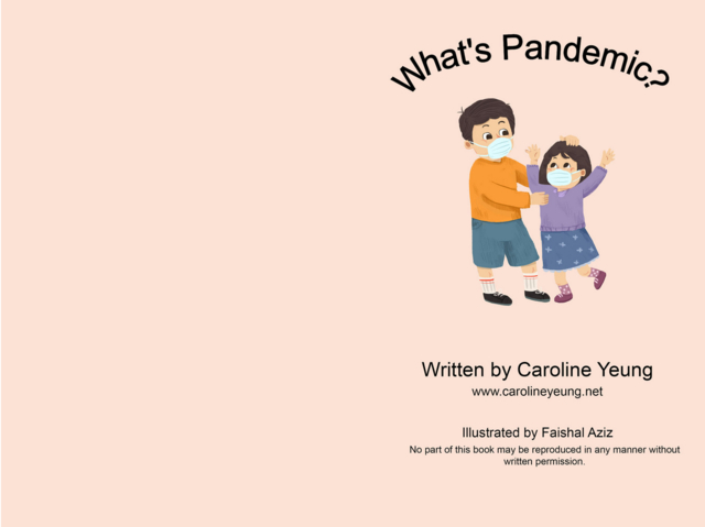 What's Pandemic Children Books Singapore