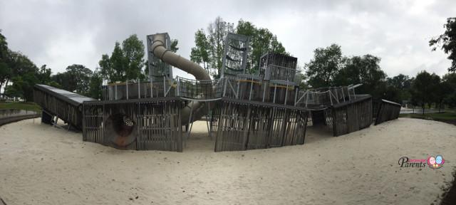 sembawang park battle warship playground