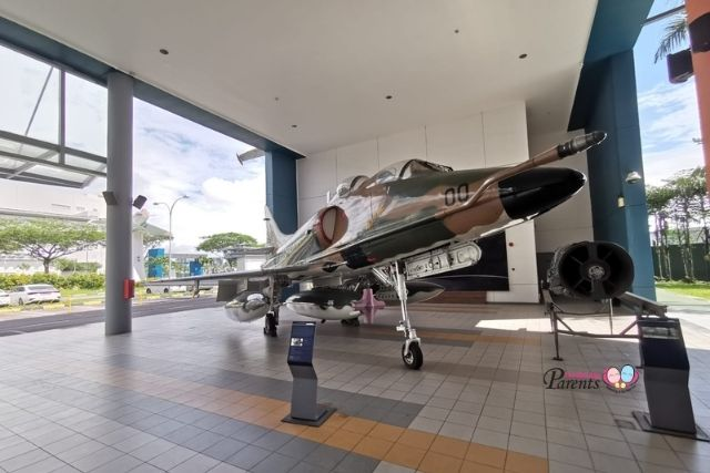 singapore air force museum