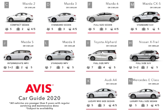Avis Car Rental Family Outing Ideas in Singapore