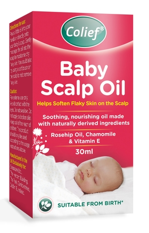 Colief Baby Scalp Oil Singapore