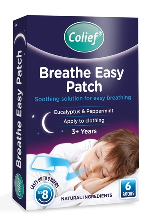 Colief Breathe Easy Patch Singapore