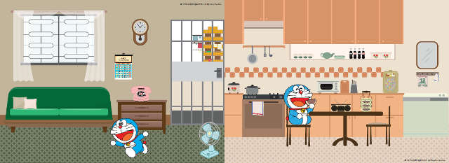 Doraemon Singapore-themed Collection by Supermama