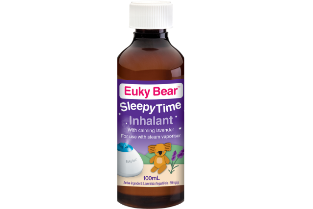Euky Bear Sleepy Time Inhalant