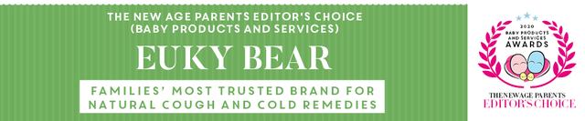 Euky Bear TNAP Editor's Awards