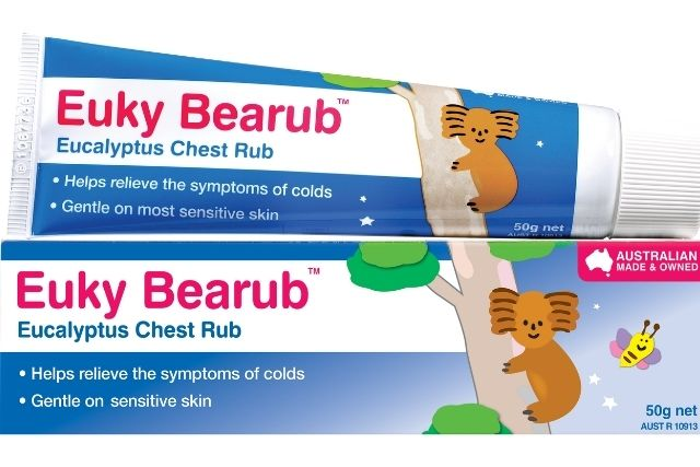Euky Bearub Natural Cold remedy