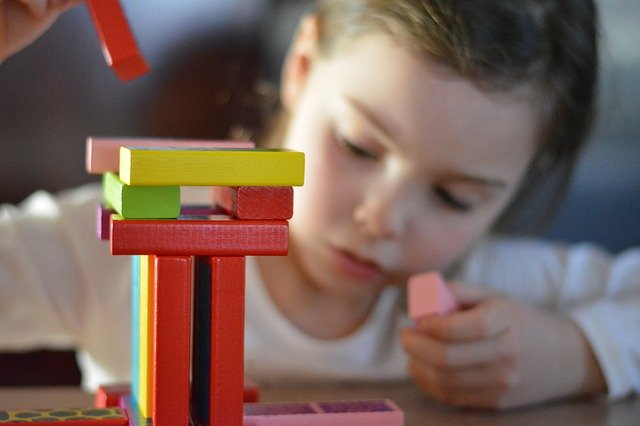 Importance of toys in child's development