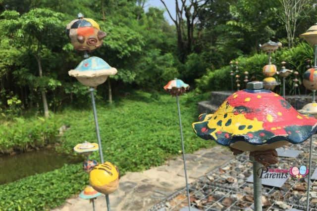 Jurong Eco Garden Ceramic Artworks