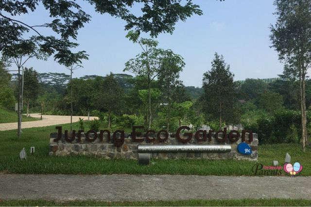 Jurong Eco Garden Clean Tech Park