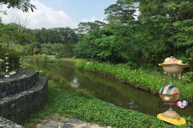 Jurong Eco Garden Pond