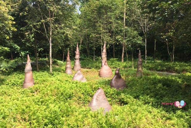 Jurong Eco Garden Sculpted Maze