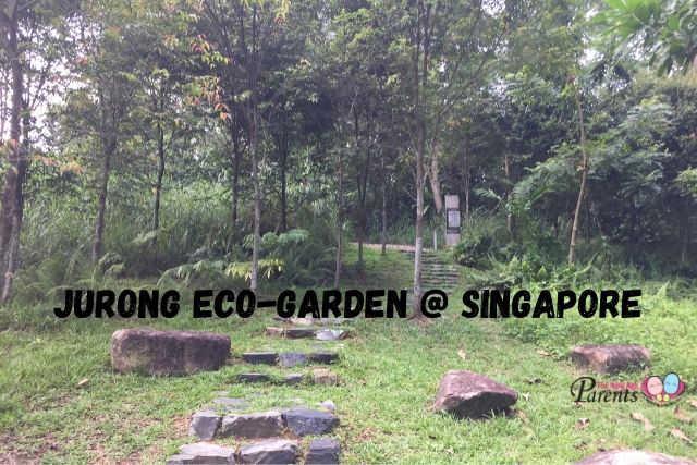Jurong Eco-Garden Singapore