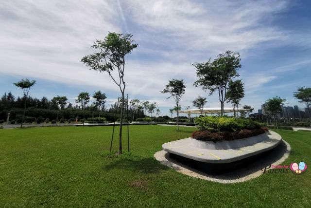 Keppel Marina East Desalination Plant Rooftop