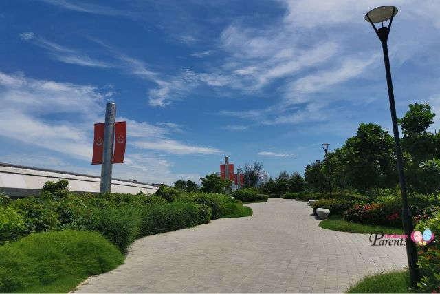 Keppel Marina East Desalination Plant Walkway