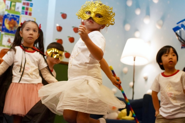 MindChamps Performing Arts PreSchool Dance and Singing Class for Kids