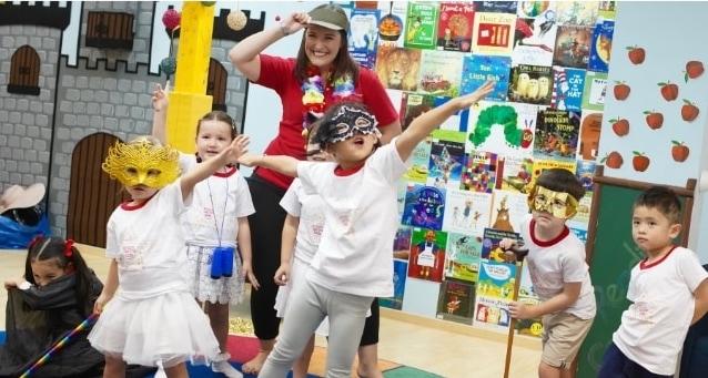 MindChamps Performing Arts PreSchool Drama Classes for Children