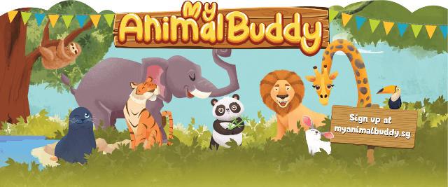 My Animal Buddy Singapore Zoo