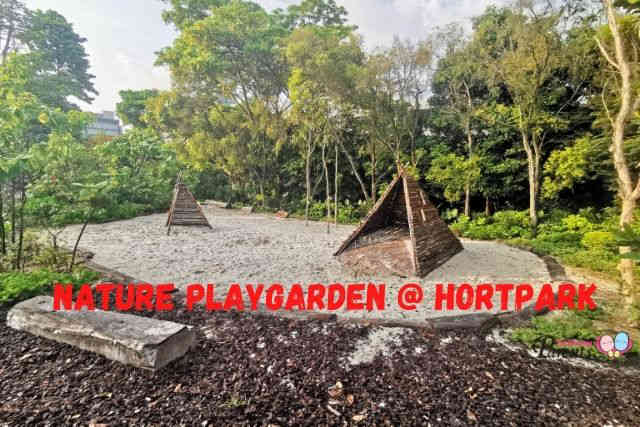Nature Playgarden at Hortpark Singapore